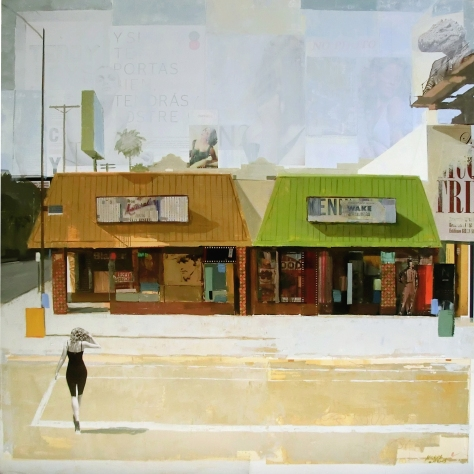 Sunset Boulevard I. Miguel Carlos Montesinos